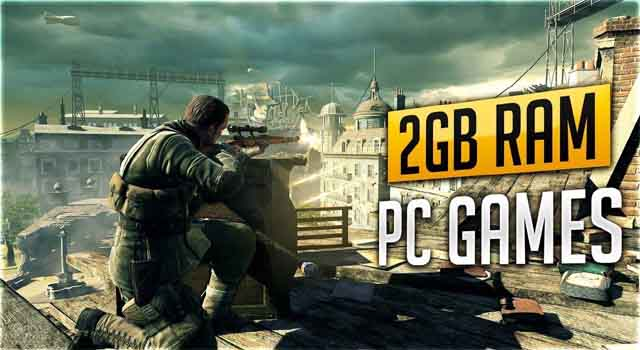 2gb ram games pc download