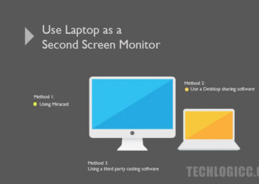 How to Use Your Laptop as a Monitor? – Latest Easy Methods