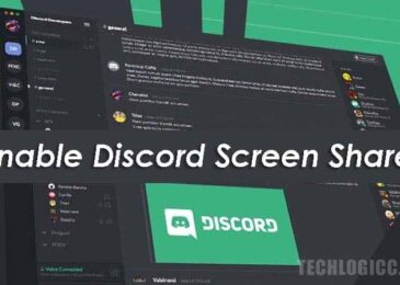 How to enable Screen Share on Discord Server 2020