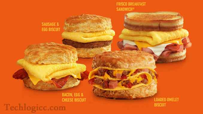 Hardees Breakfast Hours
