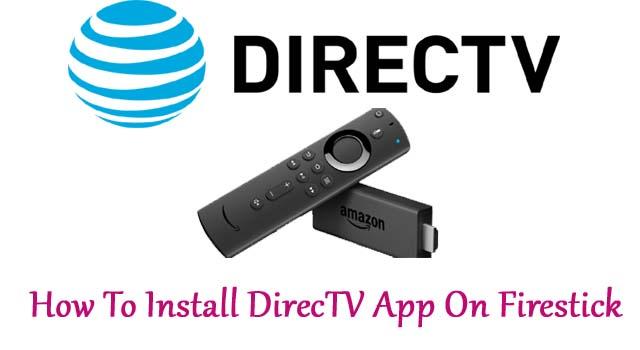 DirecTV App Firestick