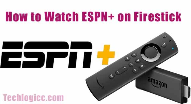 How to Watch ESPN+ on Firestick