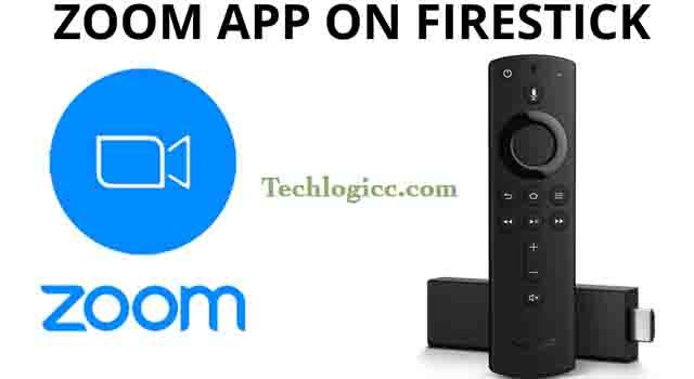 Zoom App on Firestick