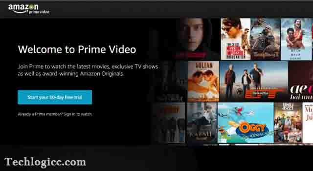 Amazon Prime on Kodi