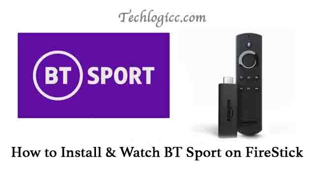 BT Sport on FireStick