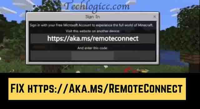 aka ms remoteconnect