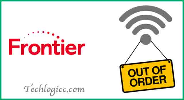 frontier internet outage