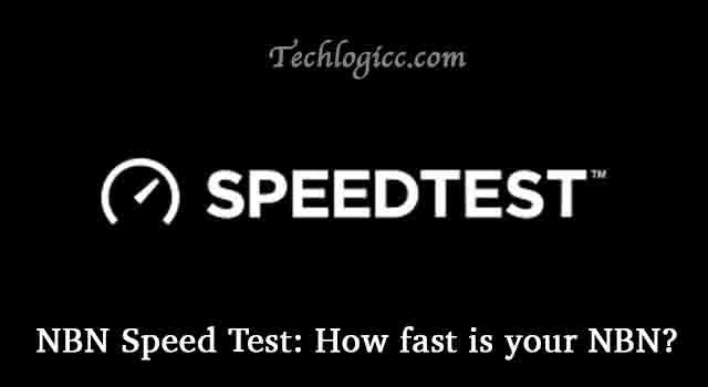 NBN Speed Test